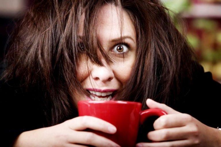 употребление кофе - фото