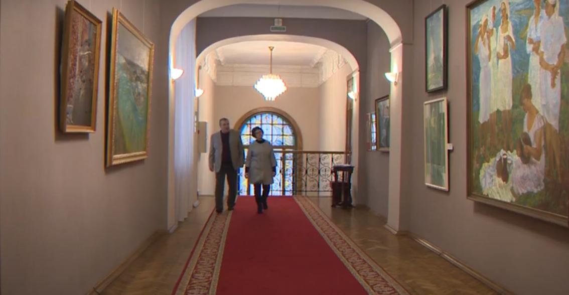 Обновленные выставки Могилёва