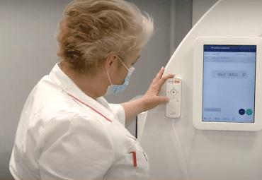 Компьютерный томограф в Березовской больнице
