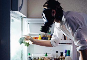 Запах в холодильнике - фото фото