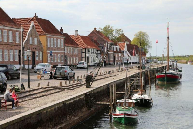 Рибе, Дания