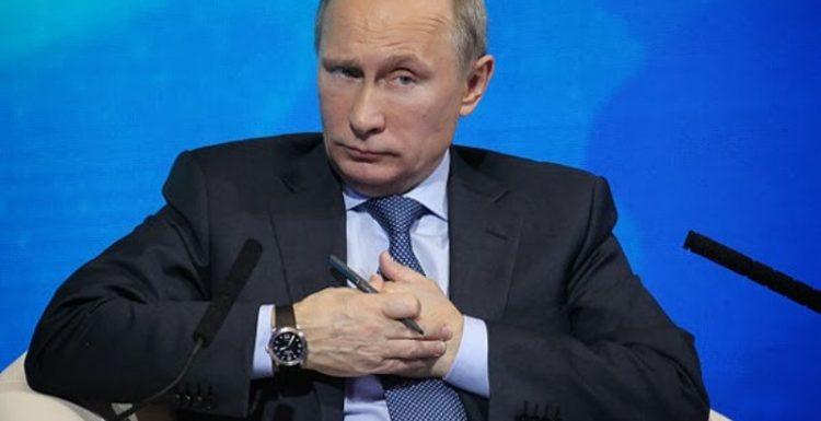 Владимир Путин - фото